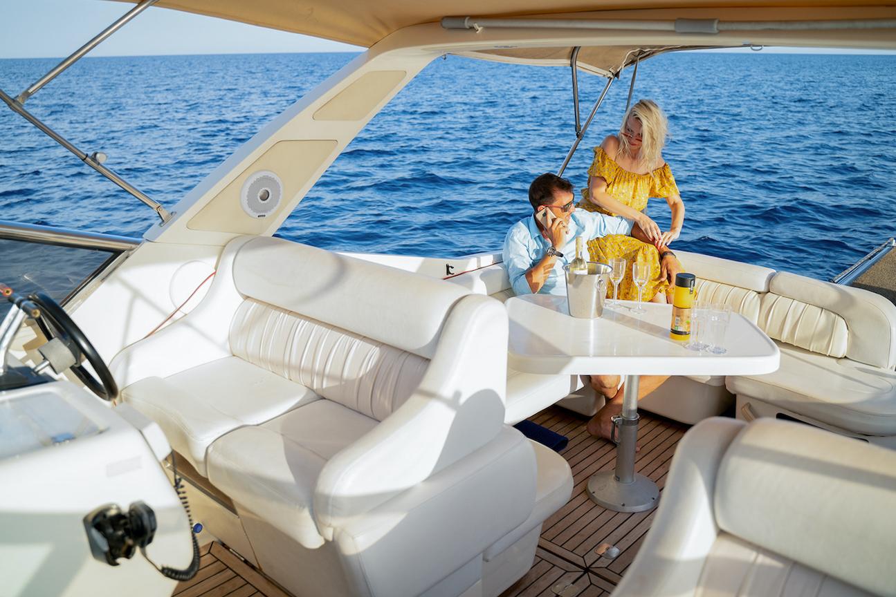 ALEGRIA Luxury Yacht - VIP1